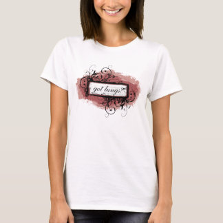 'The Alexis' (front/back) Ladies T-shirt $28.95