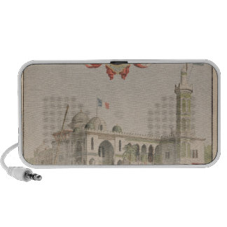 The Algerian Pavilion at the Universal Exhibition Notebook Speakers
