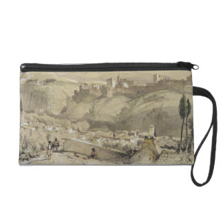 The Alhambra from the Albay, from 'Sketches and Dr Wristlet Clutches