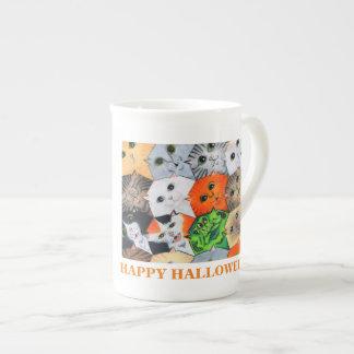 The Alien Among Us Bone China Mug for Halloween