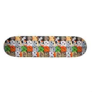 The Alien Among Us Skateboard