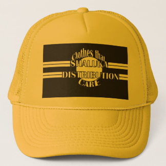 """The """"All Gold Everything"""" Trucker Hat"""