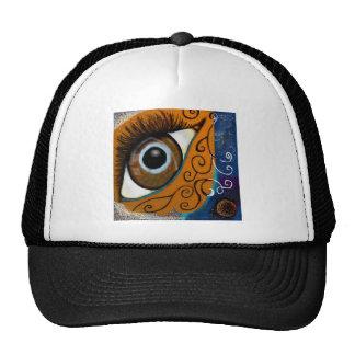 The All Seaing I Trucker Hat