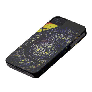 The all seeing eye iPhone 4 Case-Mate case