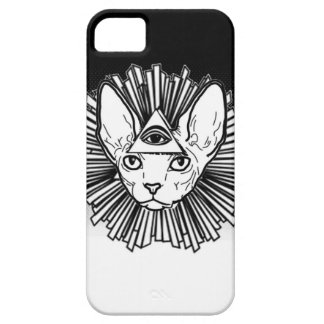 The All Seeing Sphinx iPhone 5 Cases