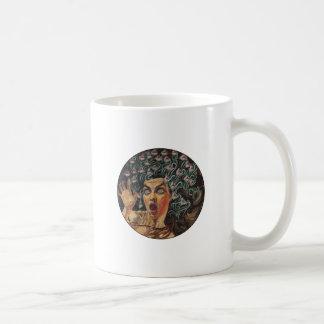 THE ALLURING STARE COFFEE MUG