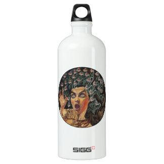 THE ALLURING STARE WATER BOTTLE
