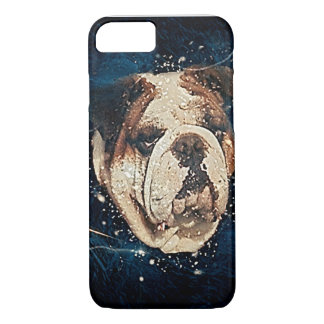 The Almighty Bulldog iPhone 7 Case