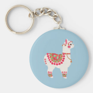 The Alpaca Keychain