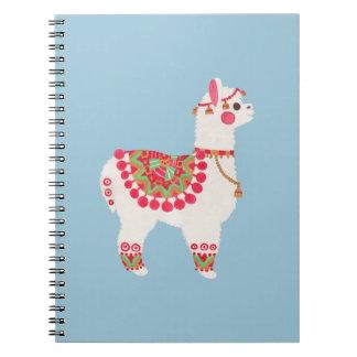 The Alpaca Notebook