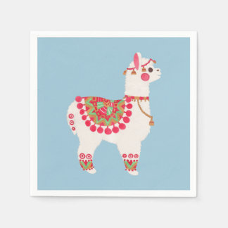 The Alpaca Paper Napkins