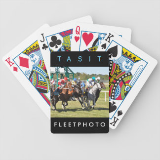 The Alphabet Soup 2017 Bicycle Playing Cards