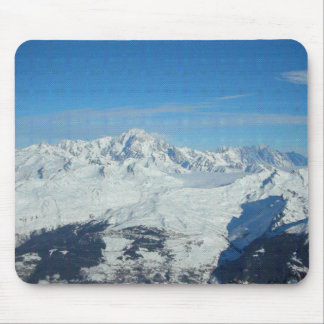 The Alps Mouse Pad