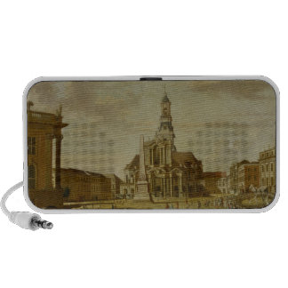 The Alter Markt with the Church of St. Portable Speaker