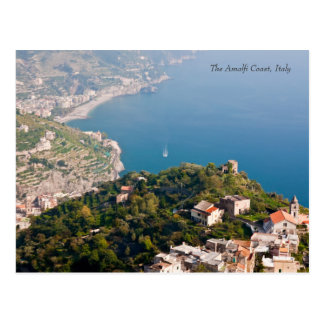 The Amalfi Coast Postcard