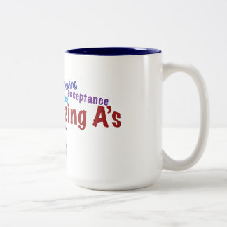 The Amazing A's Mug