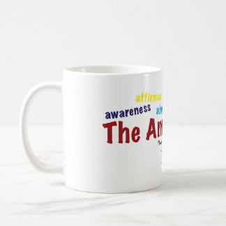 The Amazing A's mug. Coffee Mug