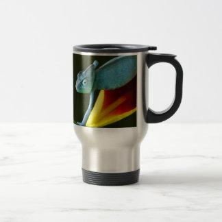 The Amazing Chameleon Travel Mug