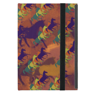 the amazing horses cases for iPad mini