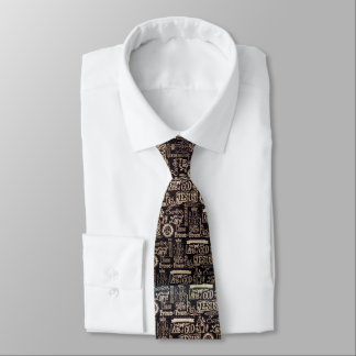 The Amazing Names of Jesus Christ Men's Neck Tie