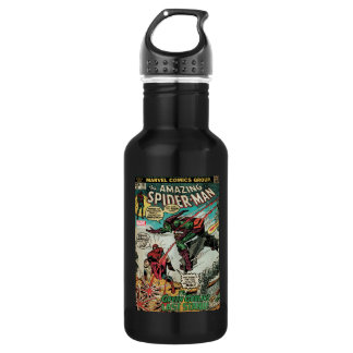The Amazing Spider-Man Comic #122 532 Ml Water Bottle