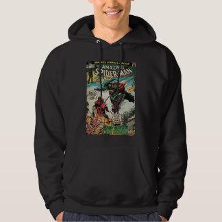 The Amazing Spider-Man Comic #122 Hooded Sweatshirts