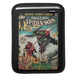 The Amazing Spider-Man Comic #122 iPad Sleeve