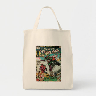 The Amazing Spider-Man Comic #122 Tote Bag