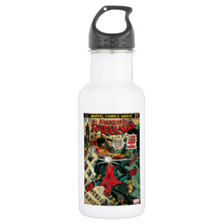 The Amazing Spider-Man Comic #123 532 Ml Water Bottle