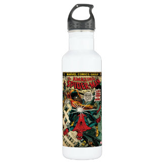 The Amazing Spider-Man Comic #123 710 Ml Water Bottle
