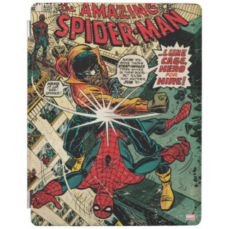 The Amazing Spider-Man Comic #123 iPad Cover