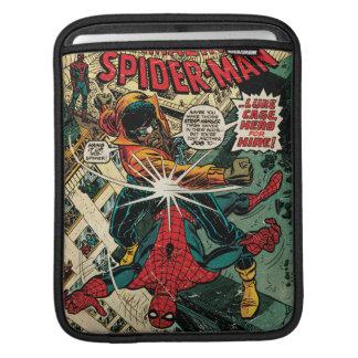 The Amazing Spider-Man Comic #123 iPad Sleeve