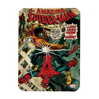 The Amazing Spider-Man Comic #123 Magnet
