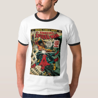 The Amazing Spider-Man Comic #123 T-Shirt