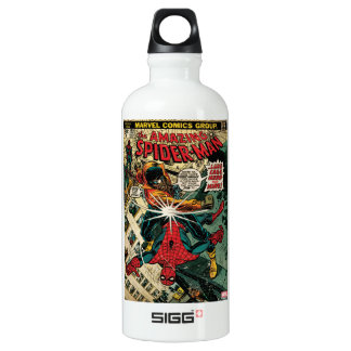 The Amazing Spider-Man Comic #123 Water Bottle