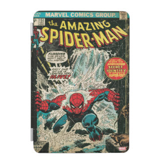 The Amazing Spider-Man Comic #151 iPad Mini Cover