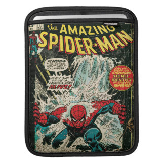 The Amazing Spider-Man Comic #151 iPad Sleeve