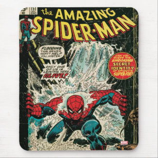 The Amazing Spider-Man Comic #151 Mouse Pad