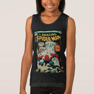 The Amazing Spider-Man Comic #151 Tank Top