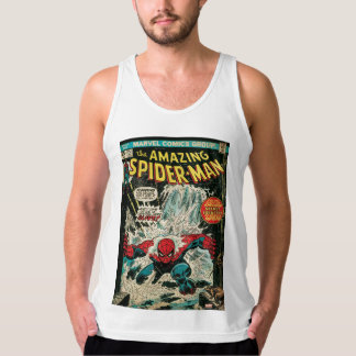 The Amazing Spider-Man Comic #151 Tank Top