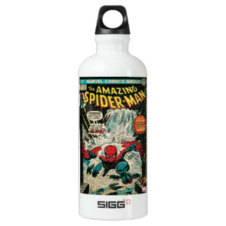 The Amazing Spider-Man Comic #151 Water Bottle