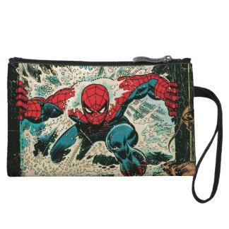 The Amazing Spider-Man Comic #151 Wristlet Purses