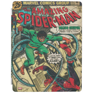 The Amazing Spider-Man Comic #157 iPad Cover