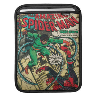 The Amazing Spider-Man Comic #157 iPad Sleeve
