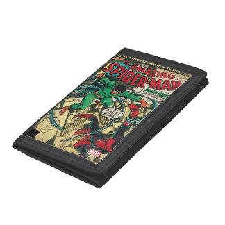 The Amazing Spider-Man Comic #157 Tri-fold Wallet