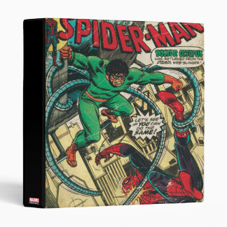 The Amazing Spider-Man Comic #157 Vinyl Binder