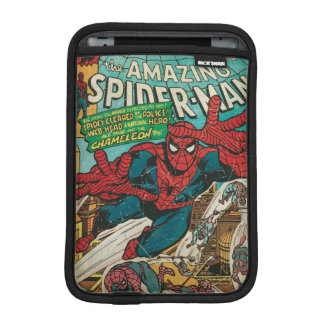 The Amazing Spider-Man Comic #186 iPad Mini Sleeve