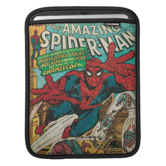 The Amazing Spider-Man Comic #186 iPad Sleeve