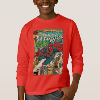 The Amazing Spider-Man Comic #186 T-shirts