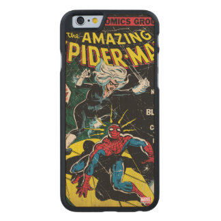 The Amazing Spider-Man Comic #194 Carved Maple iPhone 6 Case